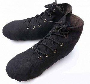 Мягкие ботинки для танцев