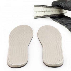 Стельки для коррекции О-образного искривления ног