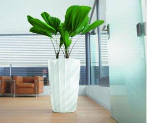 Кашпо LEIZISURE для цветов HG-3501 зеленый