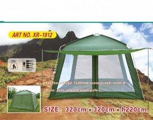 Кухня-палатка 1812