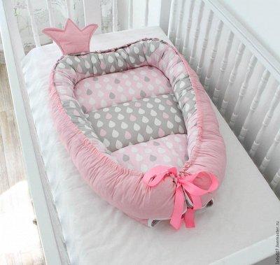 Подушки для беременных, кормления и авто! Новые дизайны! — Коконы для малышей — Детская