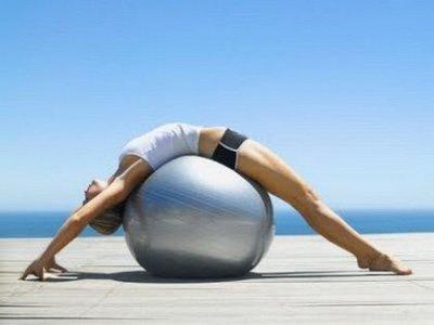 5 Готовимся к летнему сезону заранее!Аксессуары для бассейна — Гимнастические мячи и диски здоровья! — Фитнес