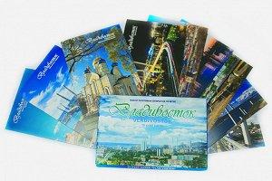 """Набор открыток """"Владивосток"""""""