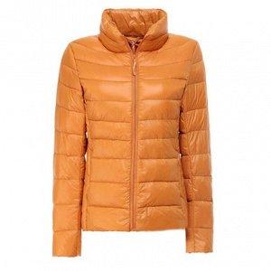Куртка женская (оранжевый)