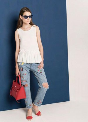 блуза 44-46 размер - ИТАЛИЯ-KOROLLINE- ЕСТЬ ФОТО