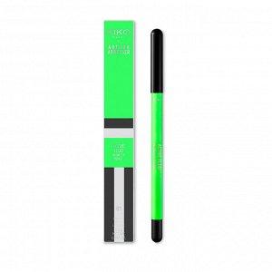 Подводка-карандаш для внешнего контура век, флуоресцирующая при освещении УФ-лучами.