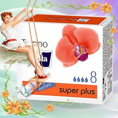Женская гигиена.Каждый день под защитой!ALWAYS,TAMPAX,Bella  — BELLA тампоны  -10% — Женская гигиена