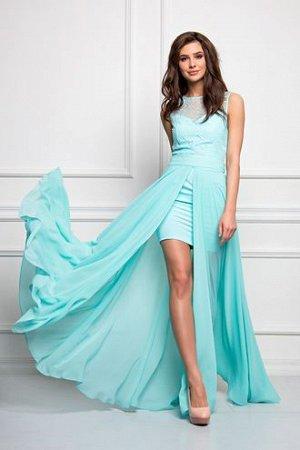Шикарное платье на свадьбу и выпускной