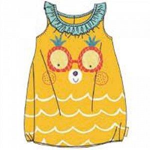 JERSEY DRESS/платье W/S MAUI ISLAND