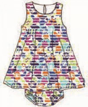 Платье на девочку фирмы Тук* тук