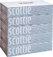 """Салфетки Crecia """"Scottie"""" двухслойные 200 шт*5 кор / 12"""