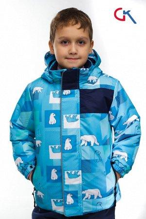Куртка зимняя абсолютно новая Кайге