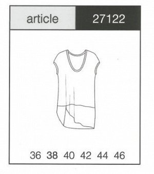Блуза красного цвета на 44-48 размер