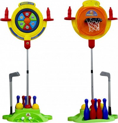 Полесье. Любимые игрушки из пластика. Успеем до повышения — Спорт — Спортивные игры