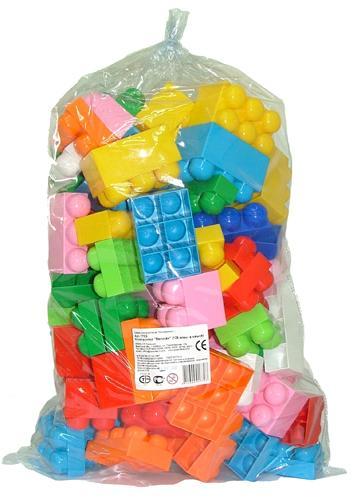 Полесье. Любимые игрушки из пластика. Успеем до повышения — Конструктор Великан, Юниор — Конструкторы и пазлы