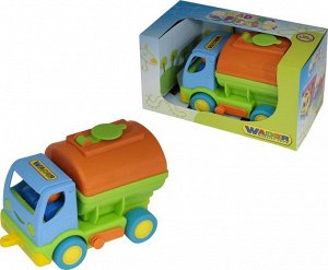 """Автомобиль с цистерной """"Мой первый грузовик"""" (в коробке)"""