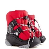 Детские зимние сапоги Demar (красные)