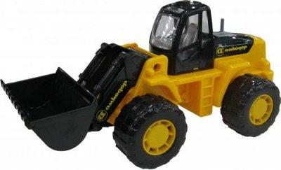 Полесье. Любимые игрушки из пластика. Успеем до повышения — Трактор — Машины, железные дороги