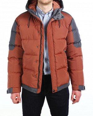 Куртка пуховая средней длины
