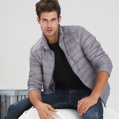 Демисезонная одежда — Мужские ультралёгкие куртки — Куртки