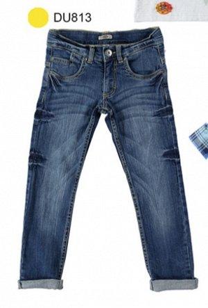 Стильные джинсы на стройного мальчика