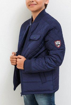 Куртка детская для мальчиков Pochard темно-синий