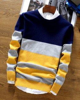 Симпатичный свитер на подростка разм.38-40