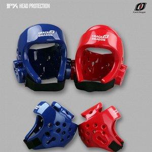шлем красный на 8-10 лет