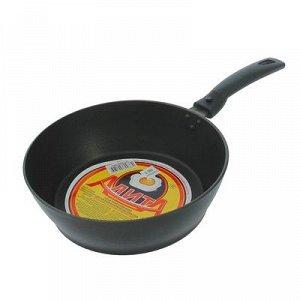 Сковорода Надежда 24х7,4 см съемн.ручка