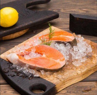 SeaZam - Рыба в стейках, морские деликатесы, птица, мясо! — Рыбные стейки, филе, фарш — Свежие и замороженные