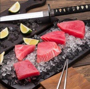 Стейк из филе тунца