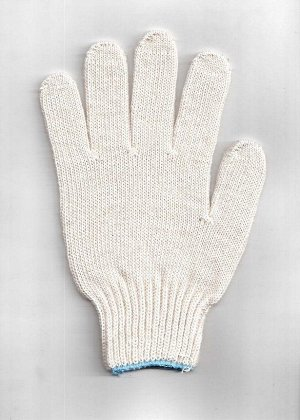 перчатки Перчатки рабочие хб  7 класс без ПВХ 33 гр