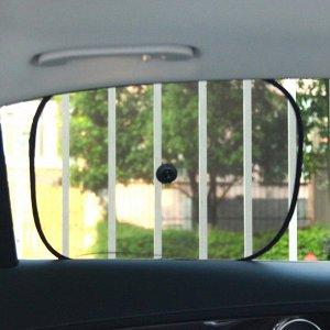 Солнцезащитный козырек для автомобиля (2шт в комплекте)