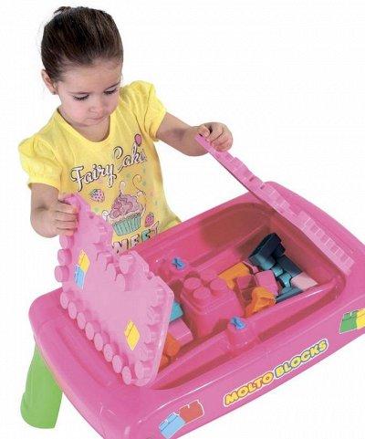 Полесье. Любимые игрушки из пластика. Успеем до повышения — Наборы с конструктором — Конструкторы и пазлы