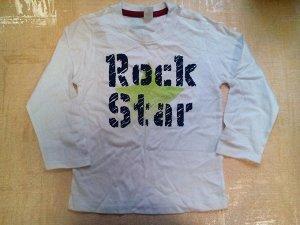 "Кофточка ""Rock Star"" белая"