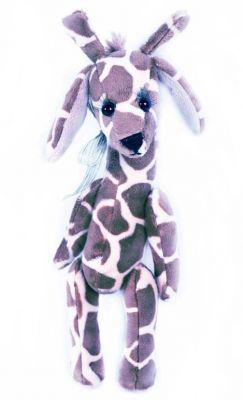 Набор для шитья игрушки. Задумчивый жирафик
