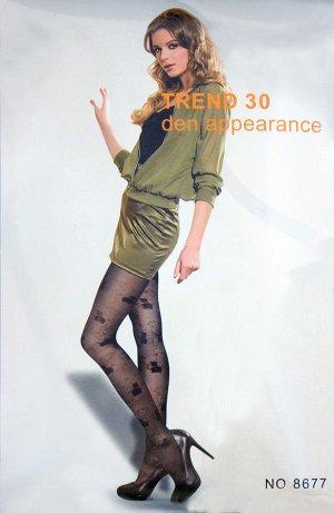 Колготки женские 8677 (free)