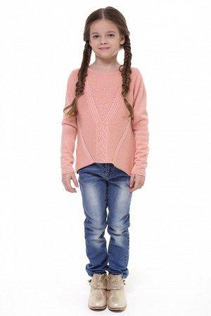 Очень качественный,стильный свитер на девочку!!!