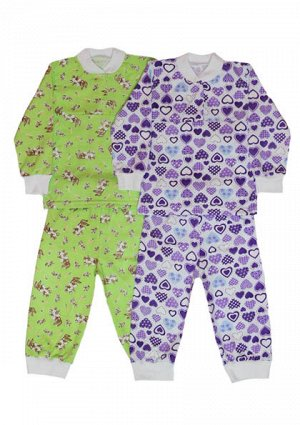 Пижама на рост 120-122см