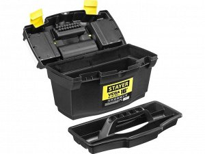 """Ящик для инструмента """"VEGA-16"""" пластиковый"""