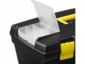 """Ящик для инструмента """"VEGA-24"""" пластиковый"""