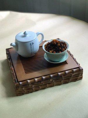 Чай с шелковицей зеленый