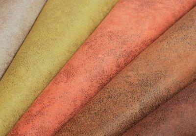 Обивка №29💎 Мебельные ткани и Кожзам (+комплектующие) — Мебельная ткань LUXOR №1 и №2 (Микрофибра) — Ткани