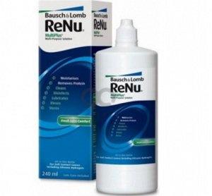 Р-р для контактных линз B&L ReNu Multiplus 240мл