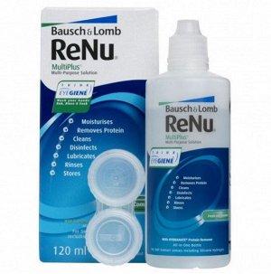 Р-р для контактных линз B&L ReNu Multiplus 120мл