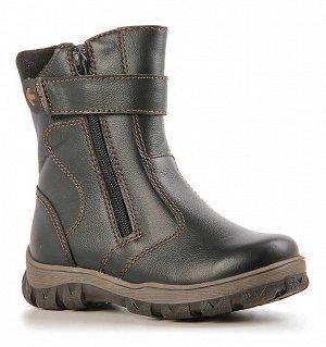Ботинки зима, натуральные, ЛЕЛЬ