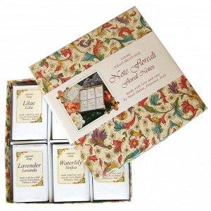 Набор мыла Note Floreali / Цветочные ноты