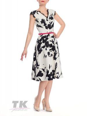 Платье из ТК