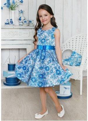 Превосходное нарядное платье для девочек