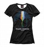 Футболка для девочек   Imagine Dragons – EVOLVE   , Коллекци